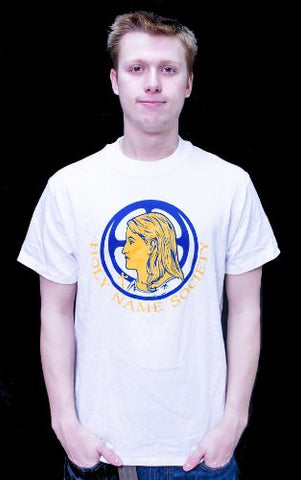 849A HNS T Shirt with Center Logo
