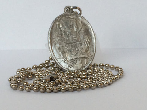 907 Blessed John Medal with Chain