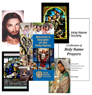 131 New Materials for An Existing Parish Holy Name Society Kit