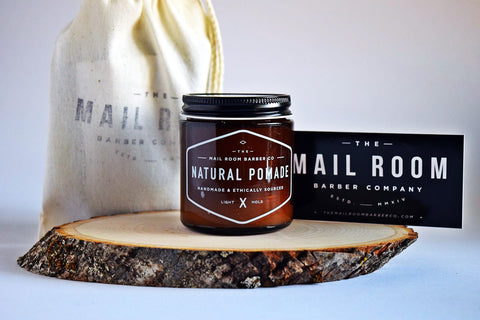 T.M.R.B - Natural Pomade X Light - Barberfresh - 1