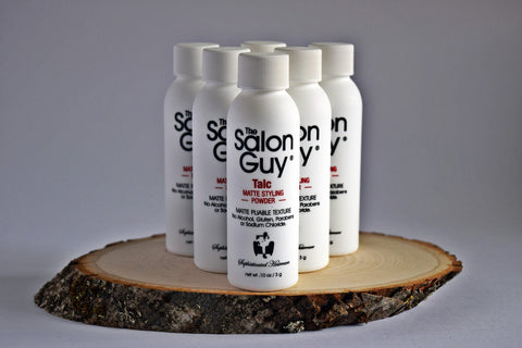 The Salon Guy - Talc - Barberfresh - 1