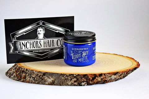 Anchors - Teddy Boy Matte (2.5oz) - Barberfresh - 1