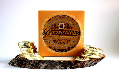 Water Pomade - Prospectors - Gold Rush Pomade