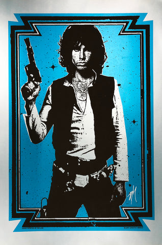 Light My Saber 24x36