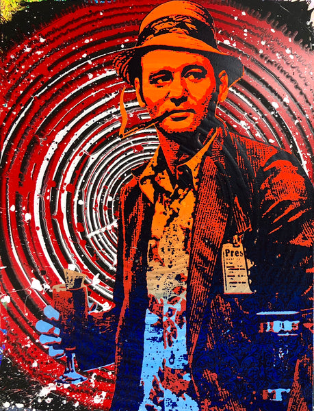 Bill Murray - Hunter S. Thompson Centrifuge