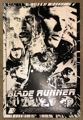 Blade Runner 1982 - Keyline