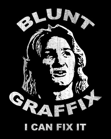 Blunt Graffix - Spicoli, I Can Fix It - T-shirt