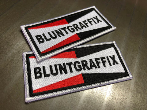 Blunt Graffix Patch Pack