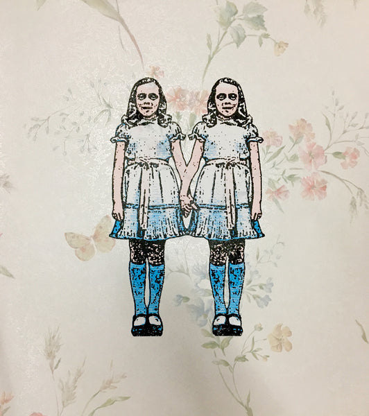 Grady Twins, Wallpaper Prints