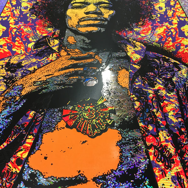Hendrix Foil - Random Black or Purple