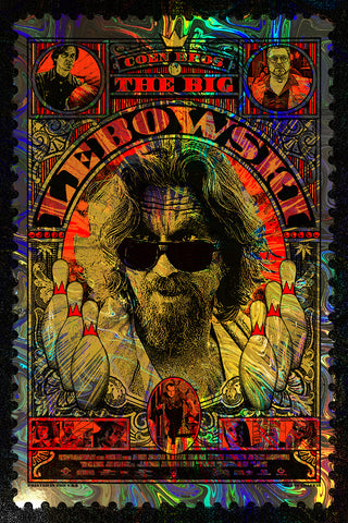 The Dude - Printed Spin