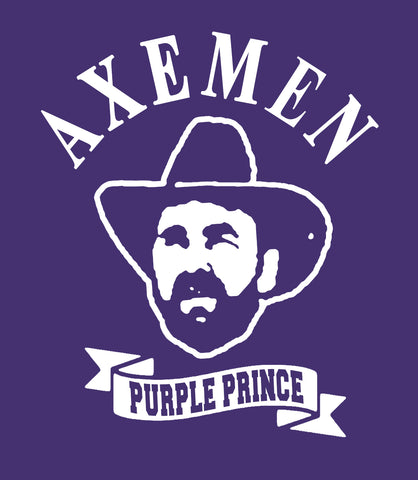 WOMENS- Purple Prince Reunion T-Shirt