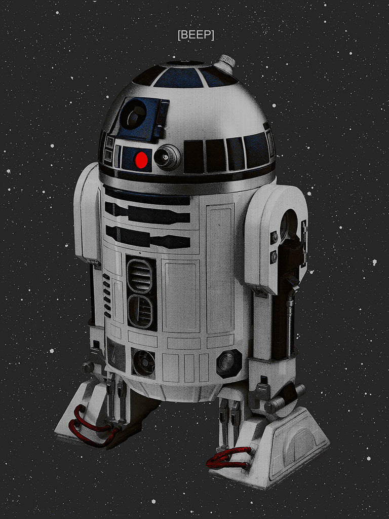 R2D2 - Interbalacktic Black