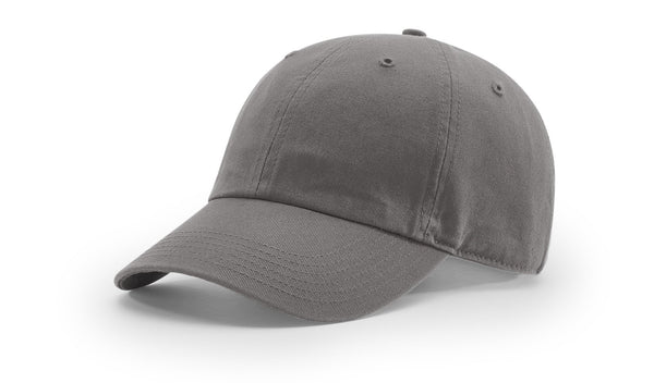 Patch Hats- Washed Chino