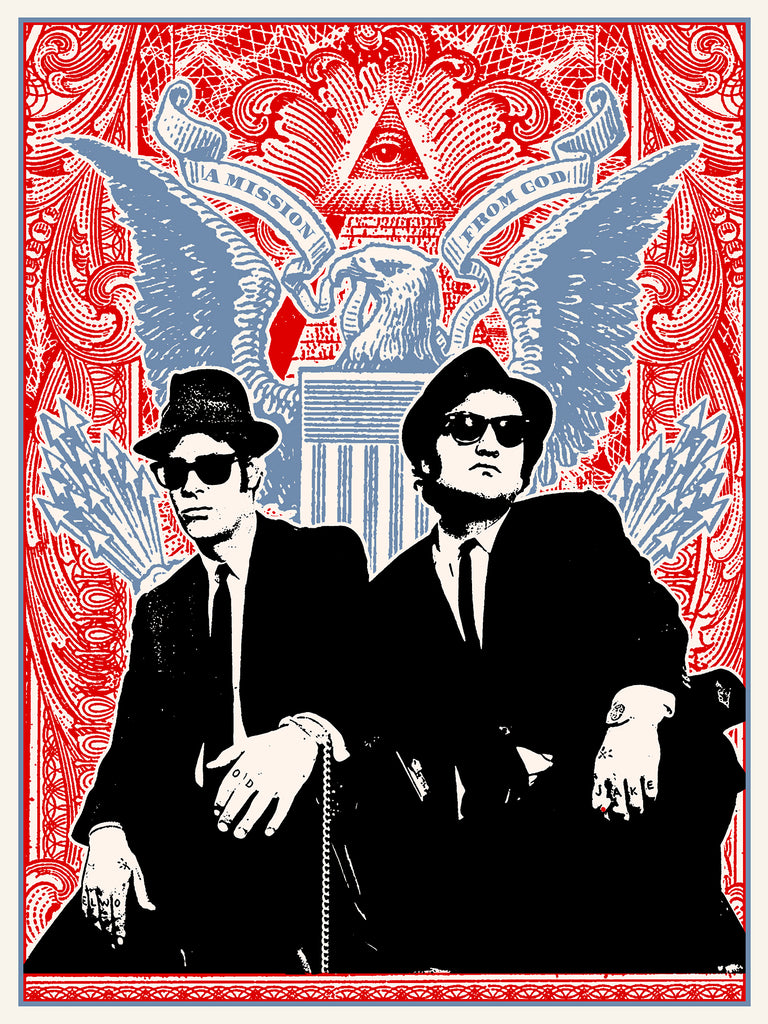 The Blues Brothers -  A Mission From God
