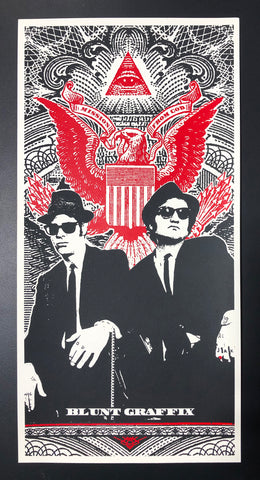 Blues Brothers Handbill