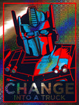 Transformers - CHANGE INTO A BLUNT