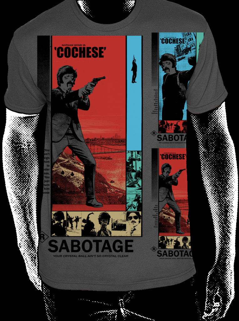 Limited Edition Full Print Cochese T