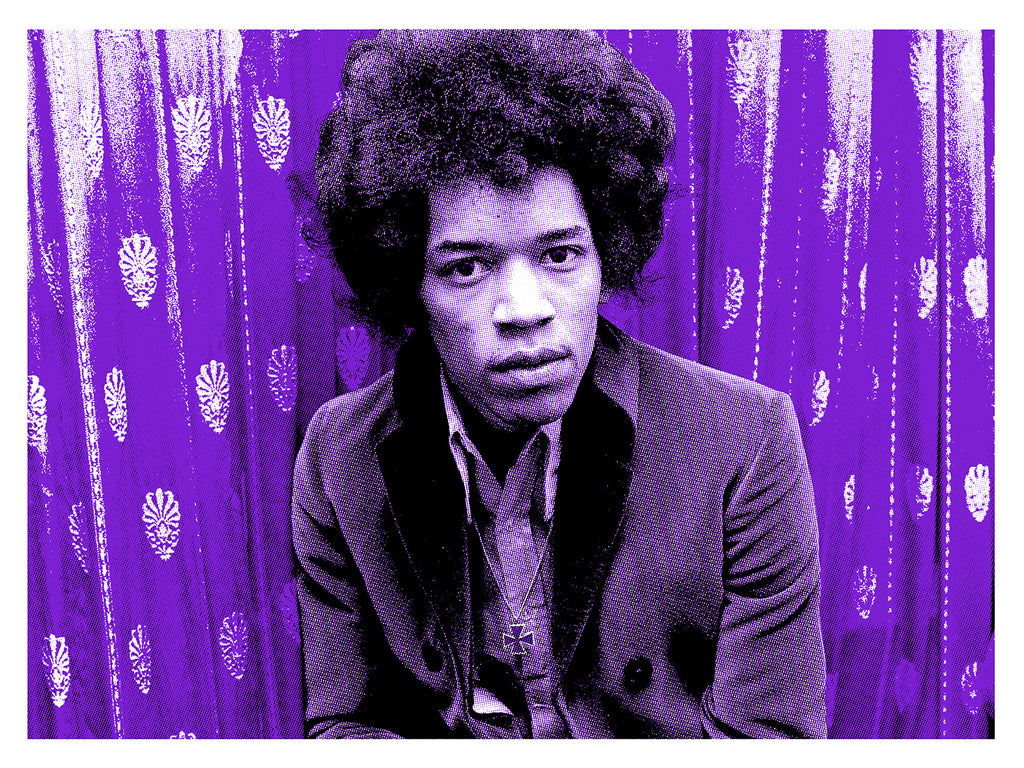 Purple Hendrix - Tim Jordan