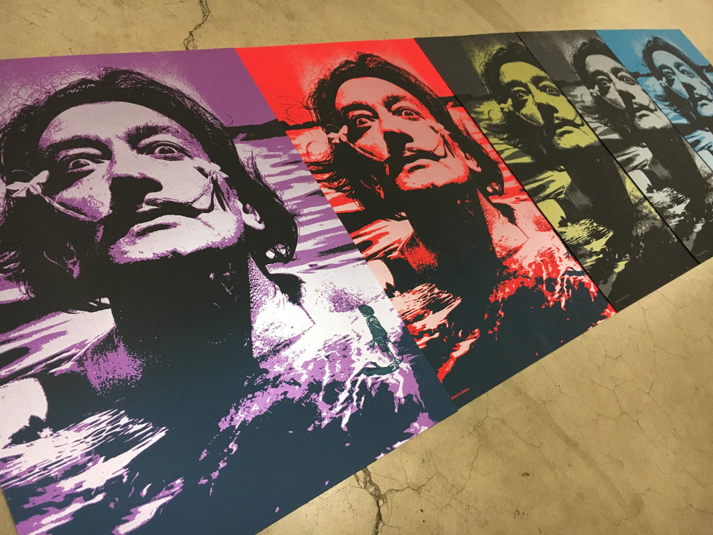 Salvador Dali by Blunt Graffix