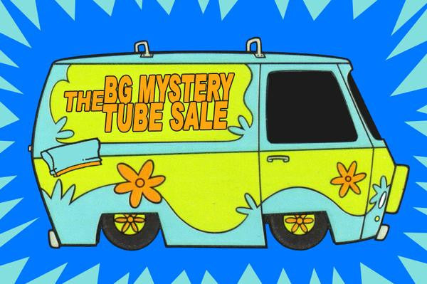 The Fully Loaded Mystery Tube