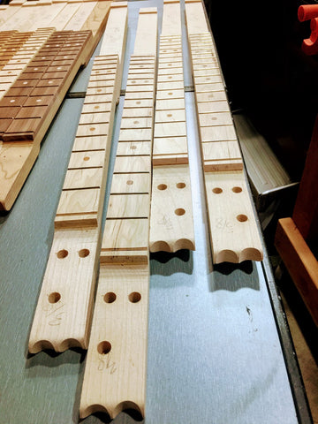 Handmade Cigar Box Guitars by Mike Snowden of Snowden Guitars.