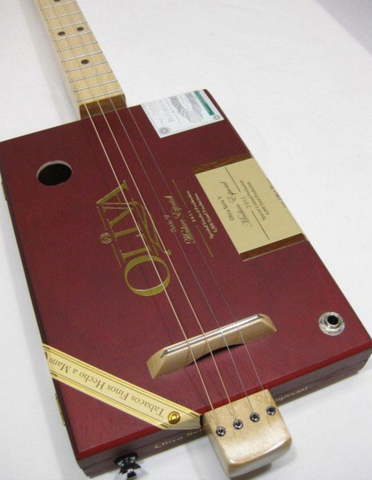 Handmade Cigar Box Guitars by Mike Snowden...</p>            </div>      <p class=