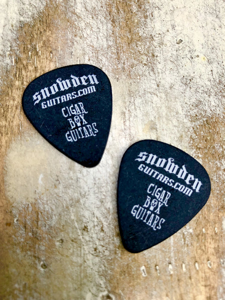 Classic Snowden Guitars Picks