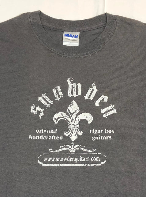 Snowden Guitars Original Logo T-Shirt