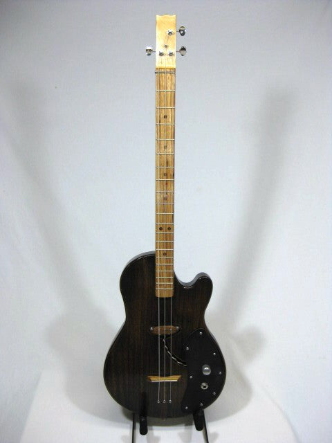 Solid Body 3 String Single Cutaway Electric Guitar #SB15 and Gig Bag