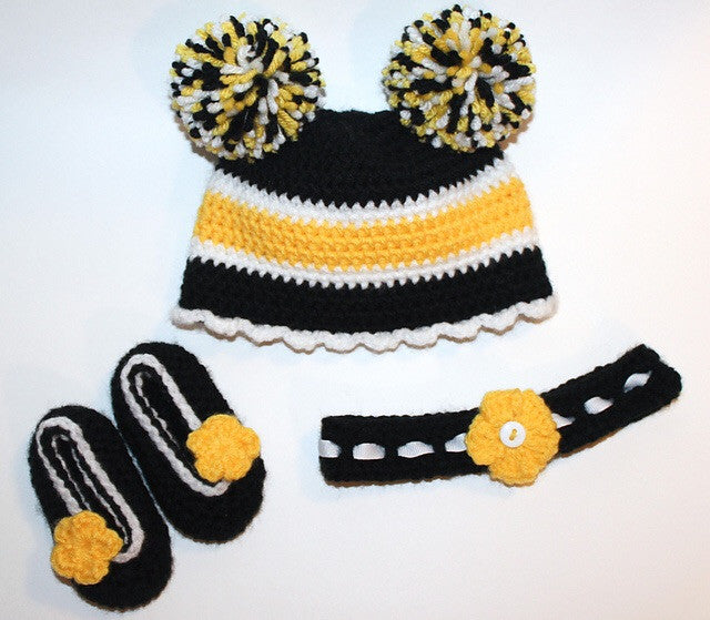 Customer Testimony - Infant Spirit Wear Set Pattern