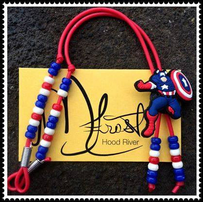 Youth Eyeglass Straps - Super Hero