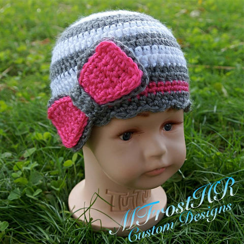 Crochet Kennedy Cap