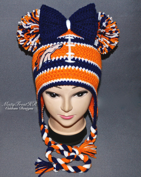 Double Pom Cheer Hats