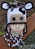 Udderly Cute Cow Hats (Variety)