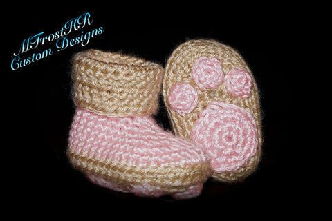Bear Paw Booties