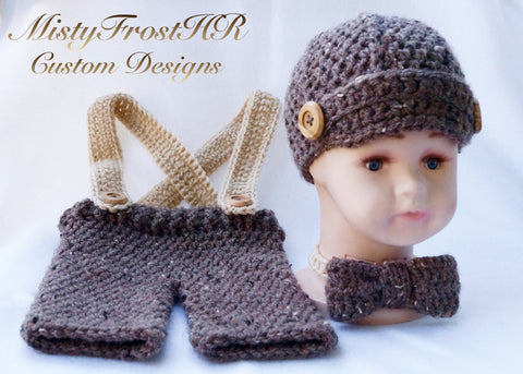 Newsboy Infant Sets