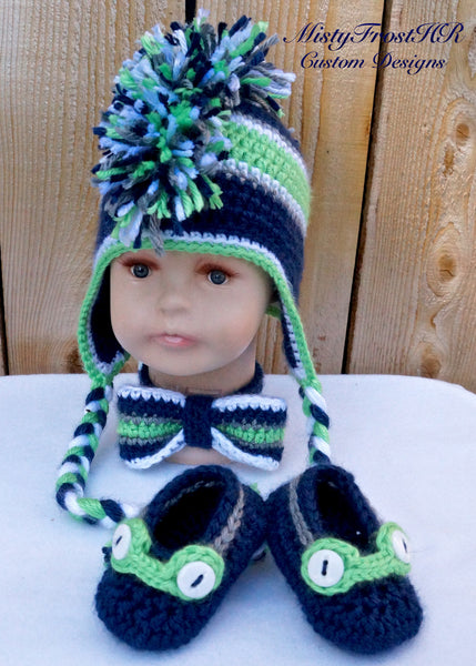 Infant Spirit Wear Set