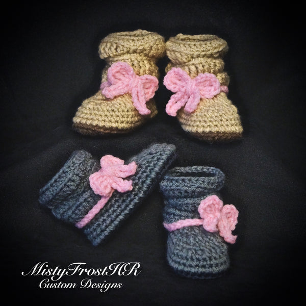 Slouch Booties