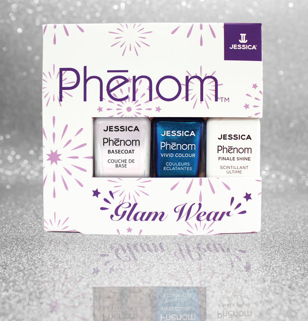 Clean Slate Glam Wear Kit PHEN-5064