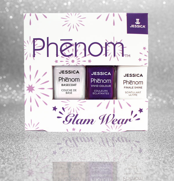 New Year. New Me. Glam Wear Kit PHEN-5065