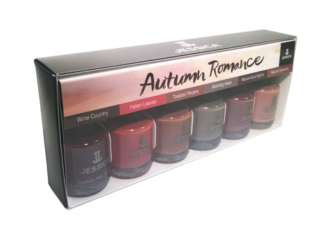 JA 1810 6pc Autumn Romance Box Collection