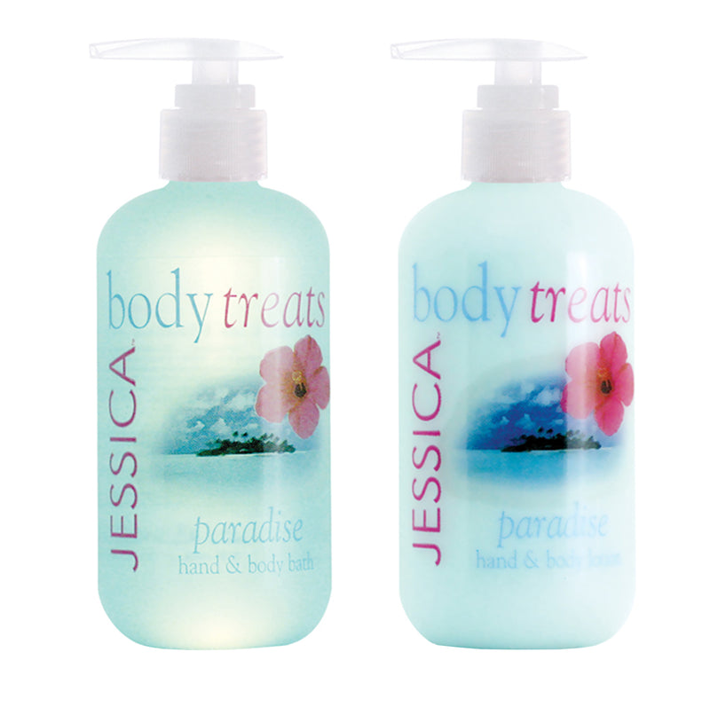 Paradise Lotion Hand & Body Lotion + Bath