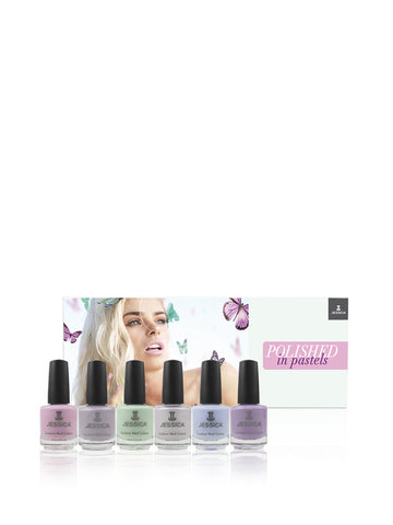 Polished in Pastels Kit