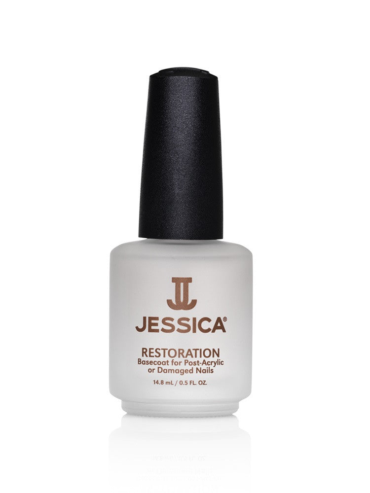 Restoration <br>Base Coat for Post-Acrylic or Damaged Nails