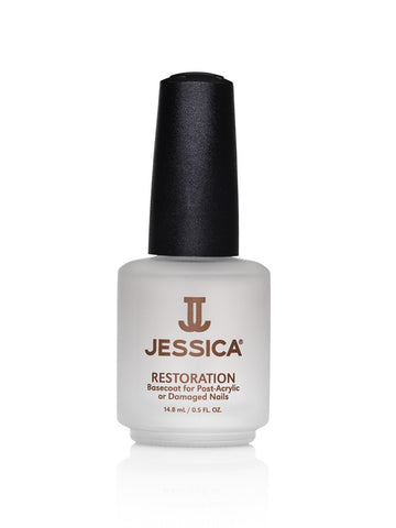 Restoration Base Coat for Post-Acrylic or Damaged Nails