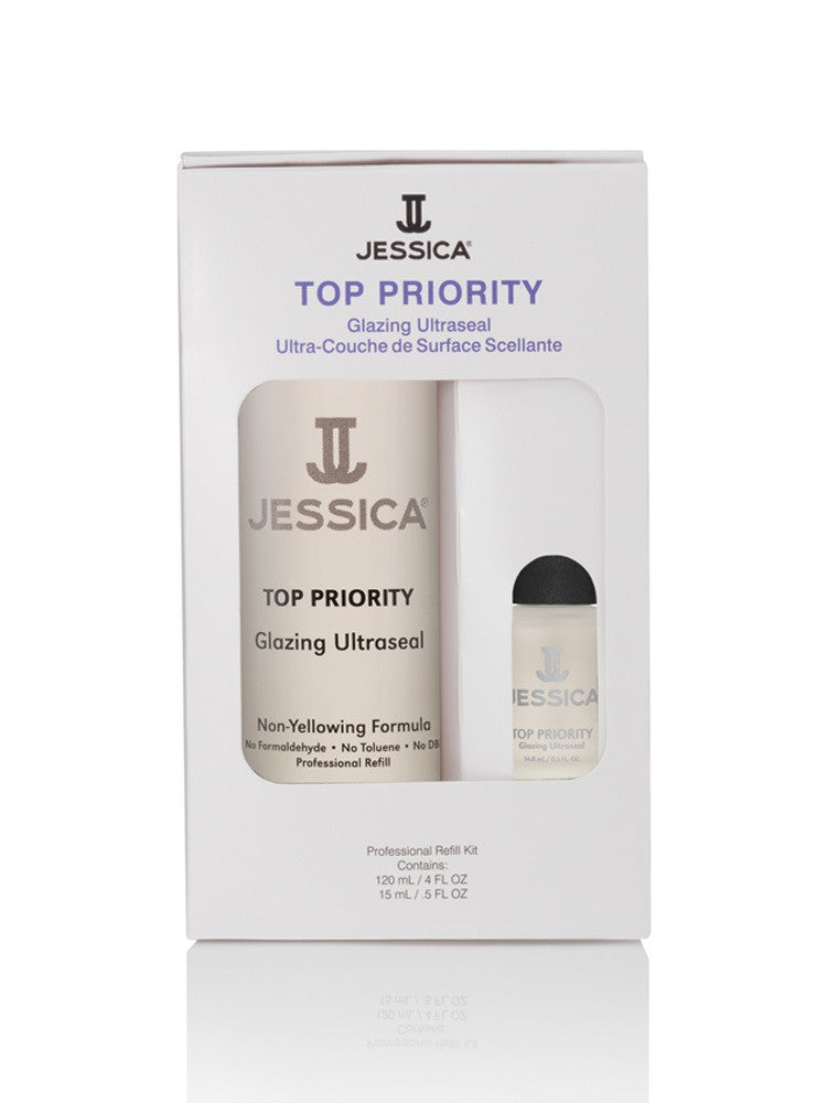 Top Priority <br>Top Coat