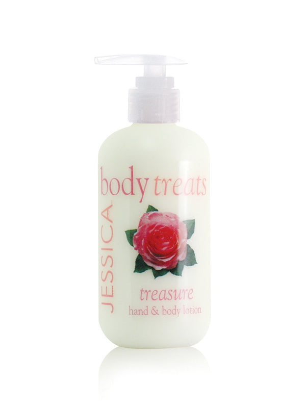 Treasure Hand & Body Lotion + Bath