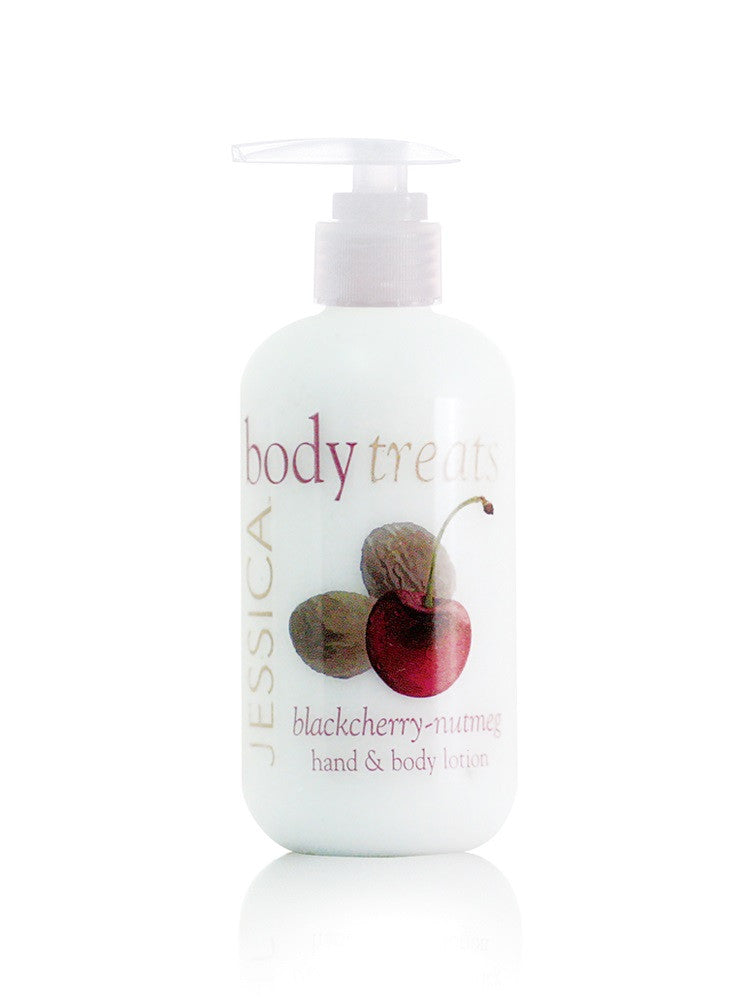 Blackcherry-Nutmeg Hand & Body Lotion + Bath