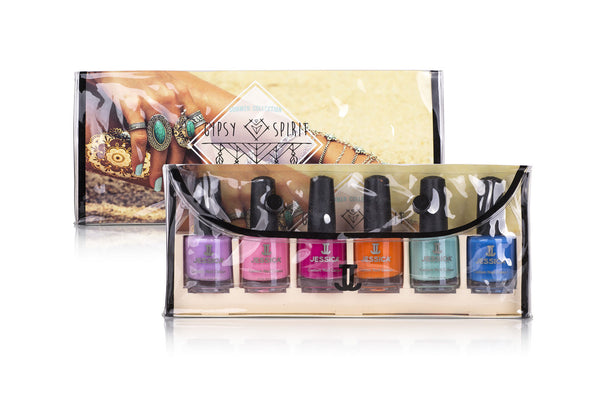 Summer 2018 Gypsy Spirit Colour Collection